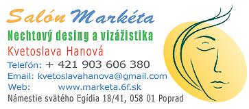 Salón Markéta - Nechtový desing a vizážistika.